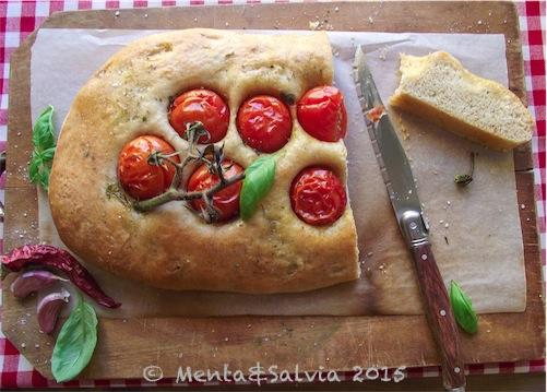 focaccia-pomodori
