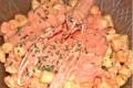 Gnocchetti di patate alla crema di scampi