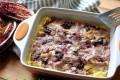 Lasagne con radicchio e crescenza