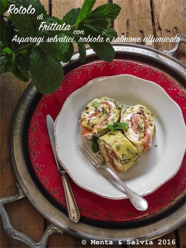 rotolo-di-frittata-con-asparagi-selvatici-robiola-e-salmone-affumicato