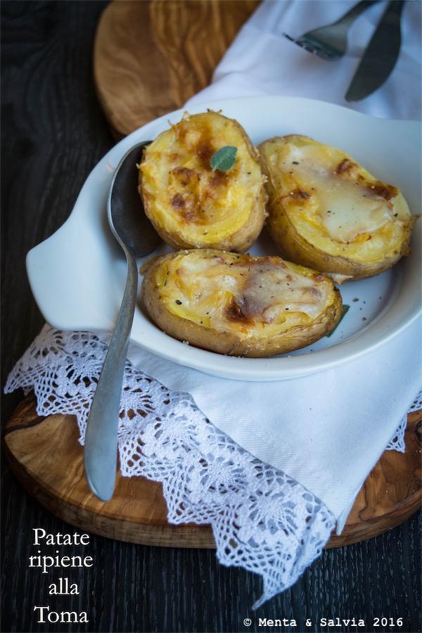 patate ripiene con la toma